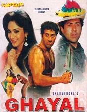 Old Hindi Movies List 1990 - Ghayal
