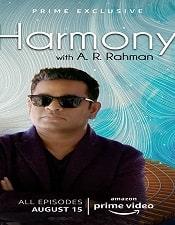 AMAZON WEB SERIES LIST -Harmony with A R Rehman