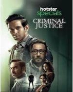 BEST WEB SERIES LIST - Criminal Justice