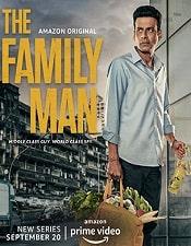 AMAZON WEB SERIES LIST - The-Family-Man