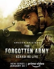 Amazon WEB SERIES LIST - The_Forgotten_Army