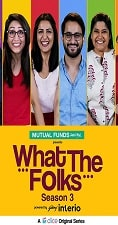 AMAZON WEB SERIES LIST - What The Folks