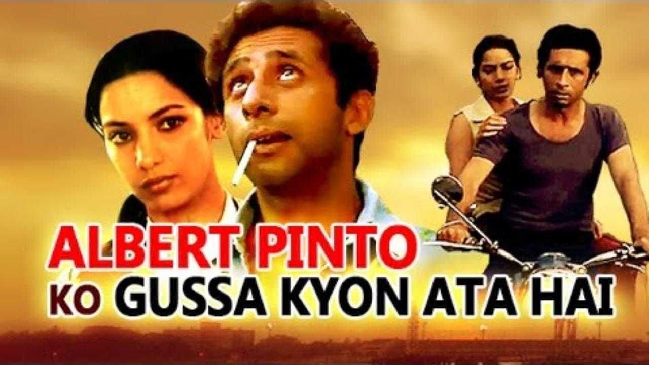 Albert Pinto Ko Gussa Kyoon Aata Hai 1980 Hindi Film – Watch Full Movie
