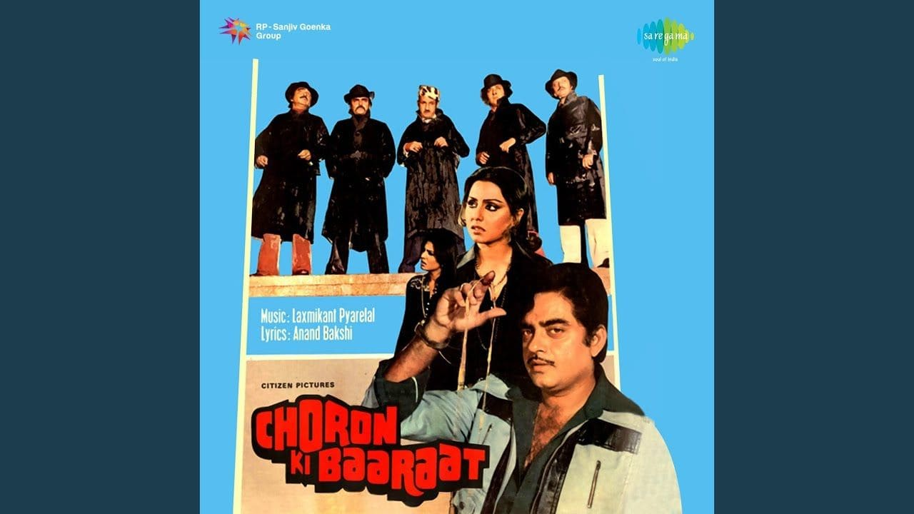 Choron Ki Baaraat 1980 Hindi Film-Watch Best Scenes & Songs