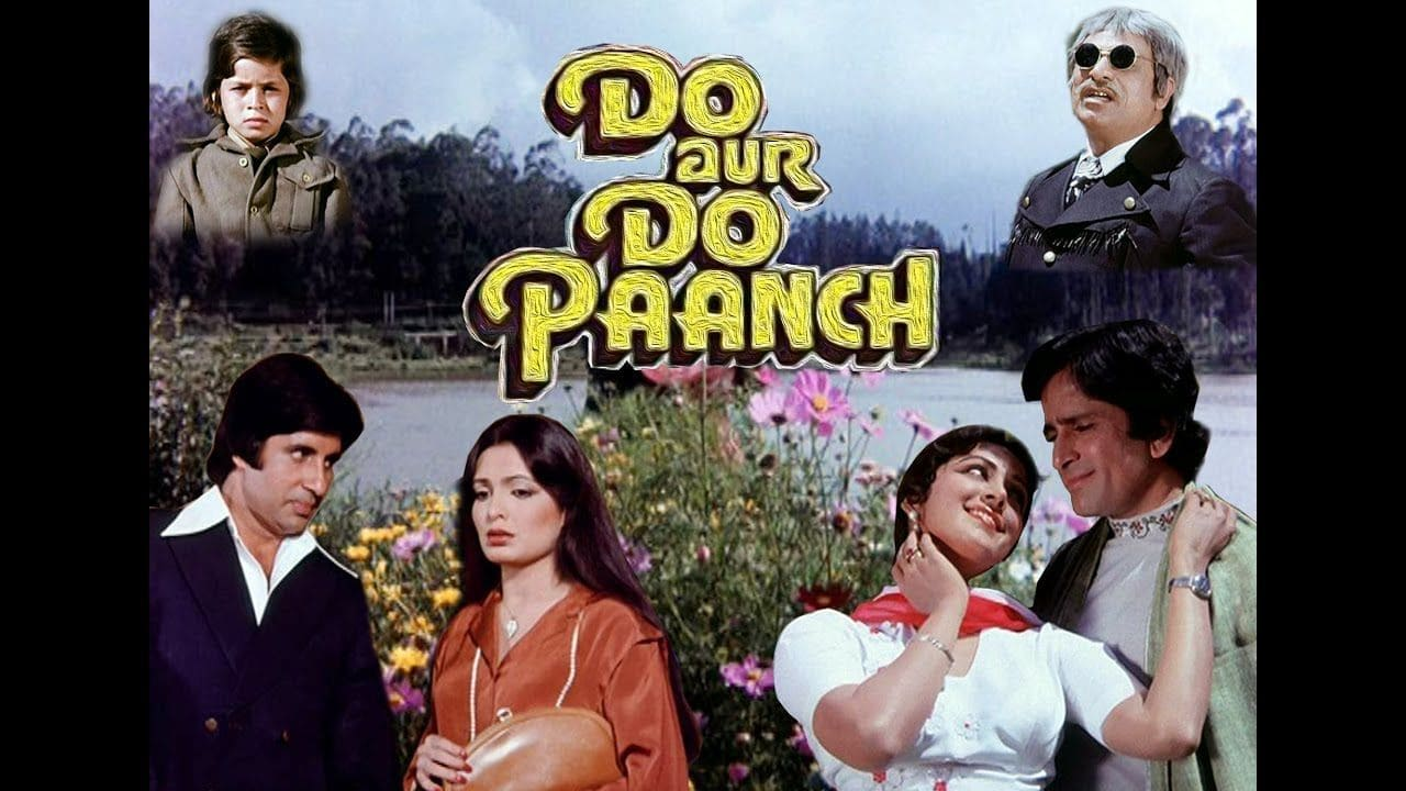 Do Aur Do Paanch 1980 Hindi Film – Watch Full Movie & Songs