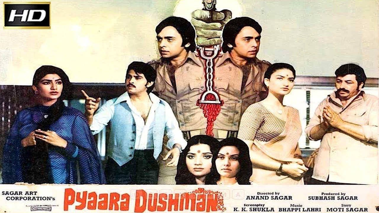 Pyaara Dushman 1980 Hindi Film – Watch Full Movie & Songs