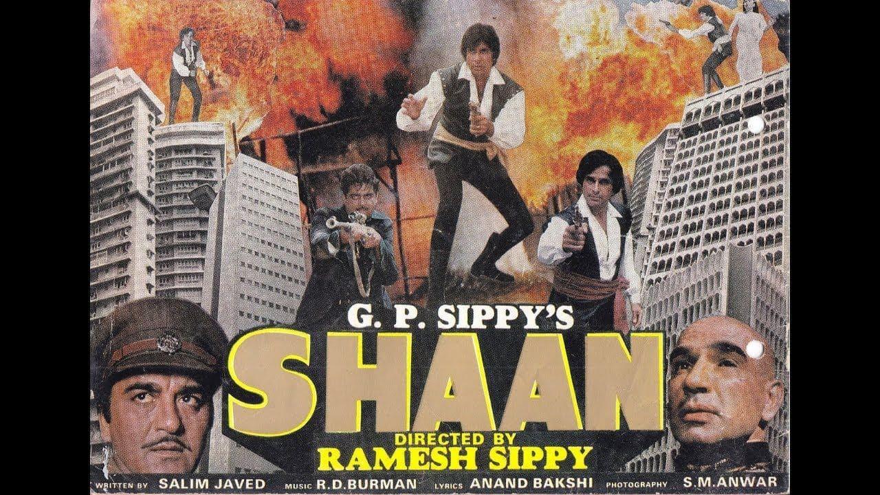 Shaan 1980 Hindi Film – Watch Full Movie & Songs