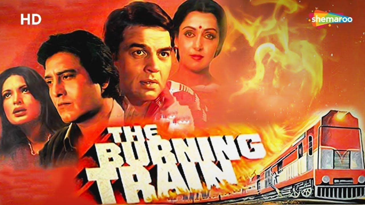 The Burning Train 1980 Hindi Film – Watch Full Movie & Songs