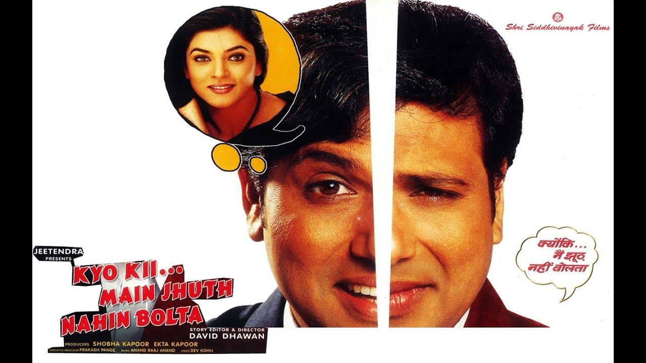 Kyo Kii Main Jhuth Nahin Bolta 2001 Bollywood Film