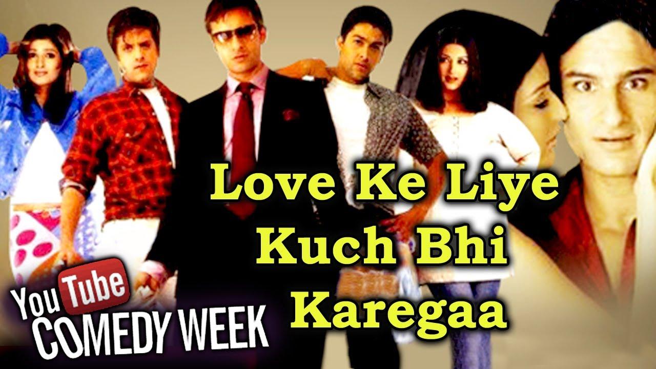Love Ke Liye Kuch Bhi Karega 2001 Bollywood Film