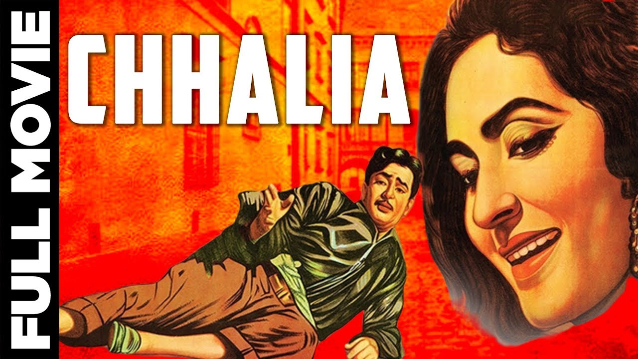 Chhalia 1960 Hindi Film