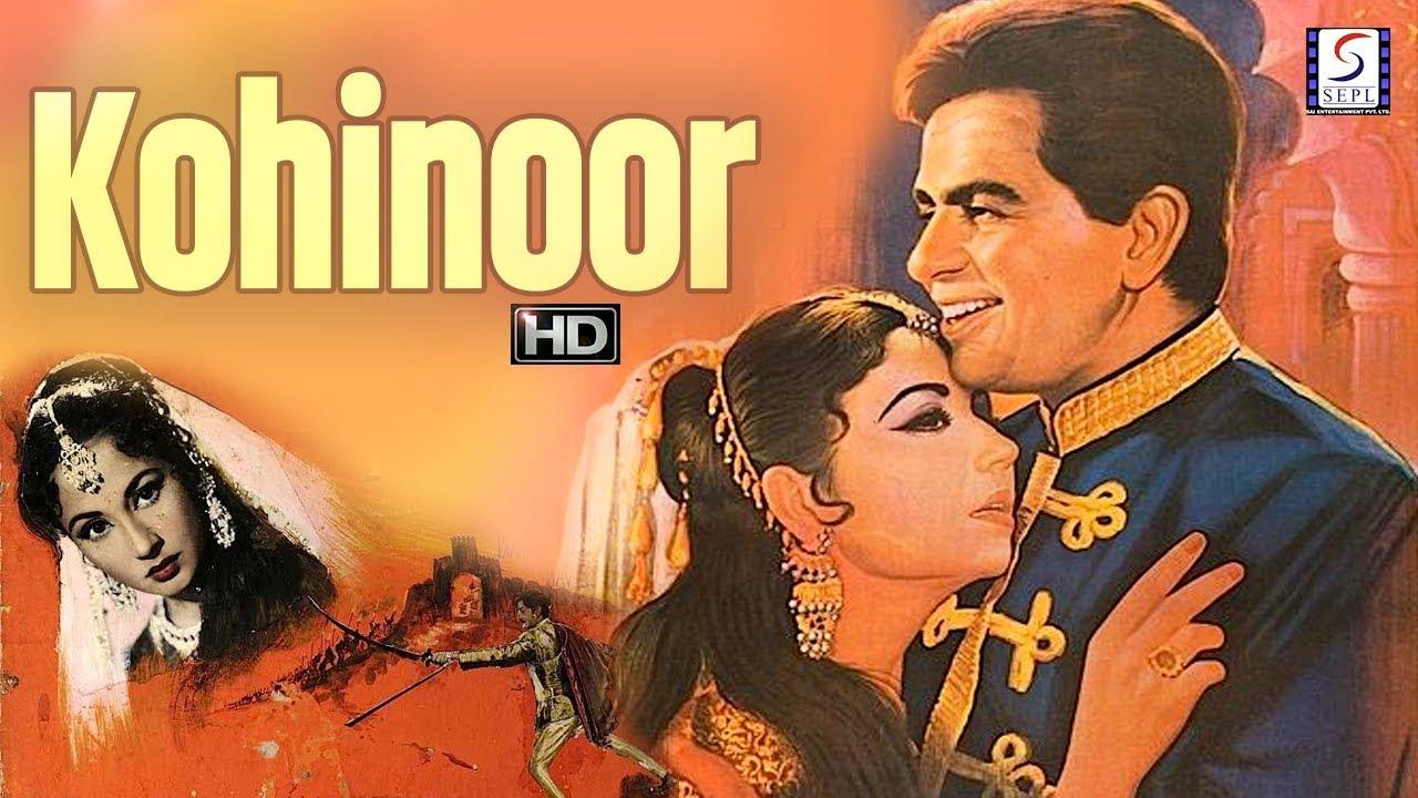 Kohinoor 1960 Hindi Film