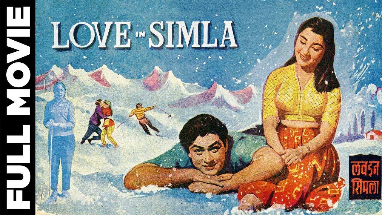 Love in Simla 1960 Hindi Film – Watch Full Movie & Songs