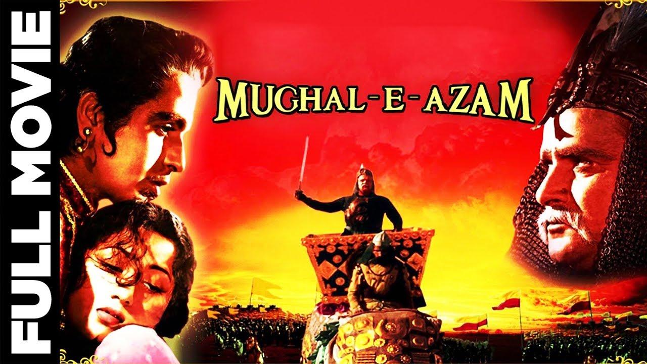 Mughal-e-Azam 1960 Hindi Film